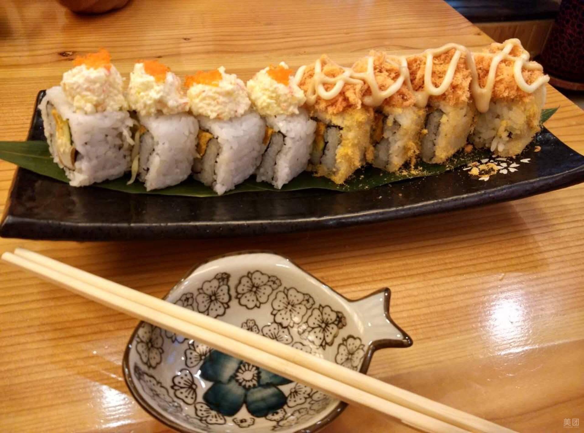 鲜珅寿司口味得到消费者极大认同