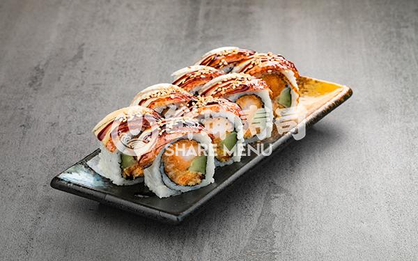 鲜目录外带寿司加盟是不可多得的好项目