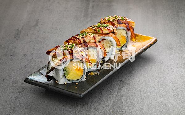 鲜目录外带寿司加盟符合时尚潮流的消费理念