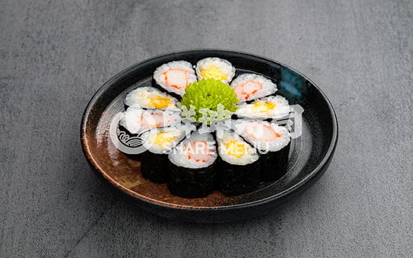 鲜目录外带寿司加盟深得时尚年轻人的喜爱