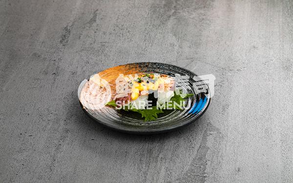 鲜珅外带寿司加盟是吃货们的必选美食