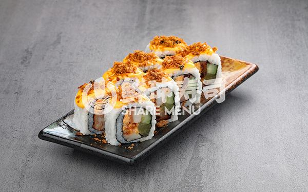鲜目录外带寿司加盟在世界各地蔚然成风