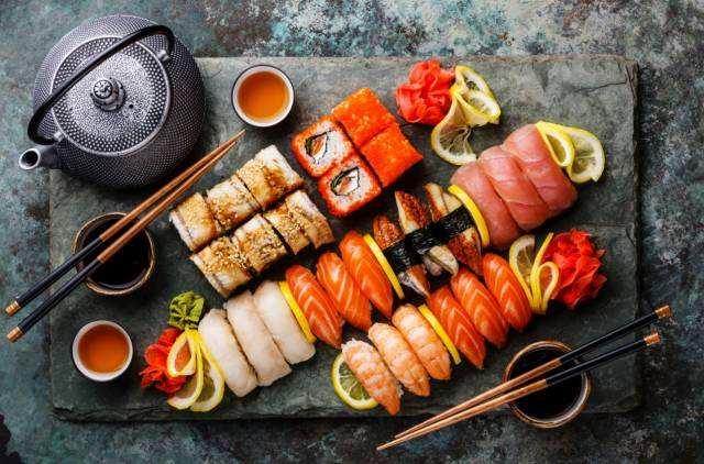 鲜目录寿司店加盟