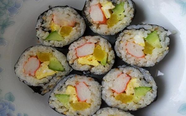 鲜目录外带寿司加盟官网