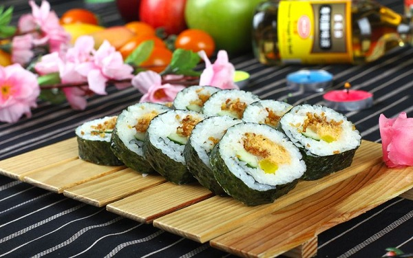 鲜目录外带寿司加盟费用