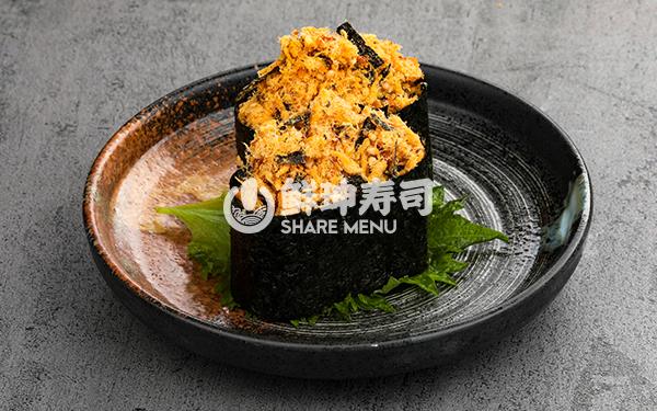 南昌鲜目录寿司店加盟