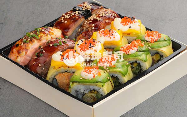 绍兴鲜目录寿司加盟店