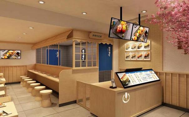 鲜珅寿司门店