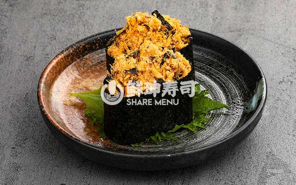 台州鲜珅寿司加盟费