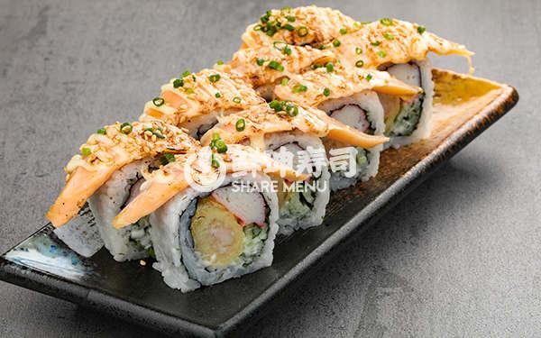 张家口鲜目录寿司