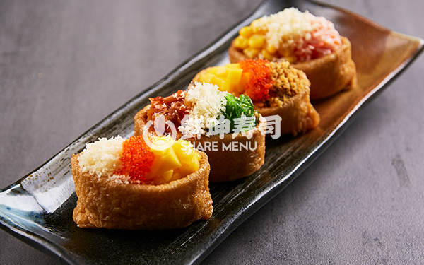 株洲鲜目录寿司加盟店