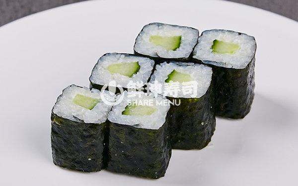 寿司店加盟选择什么品牌,当然是鲜珅寿司