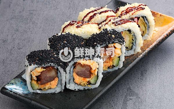 寿司店加盟多少钱?鲜目录寿司小本开店