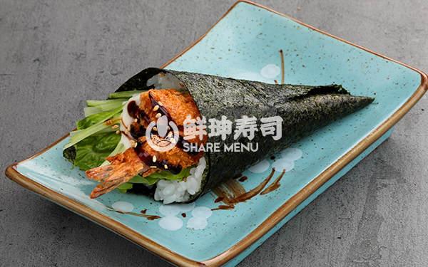 寿司连锁加盟需要多少钱?鲜珅寿司小本创业