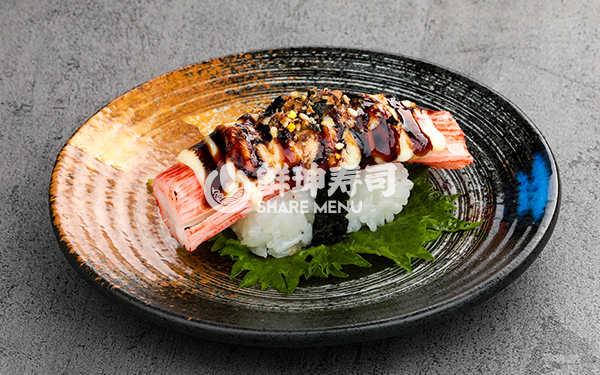牡丹江鲜珅寿司加盟