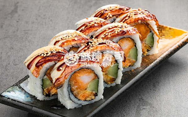 绥化鲜目录寿司加盟