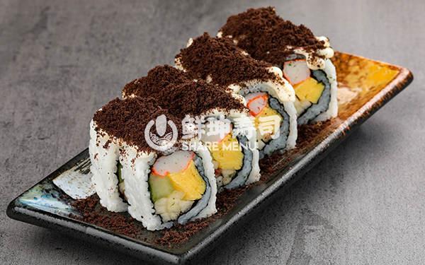 成都鲜目录寿司