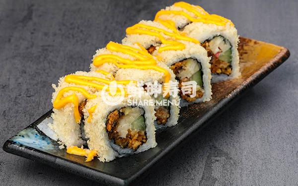 成都鲜目录寿司加盟