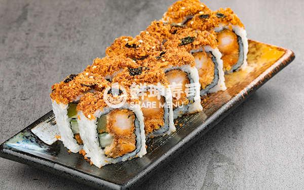 开一家寿司加盟店多少钱?