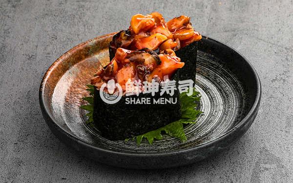 自贡鲜目录寿司加盟流程