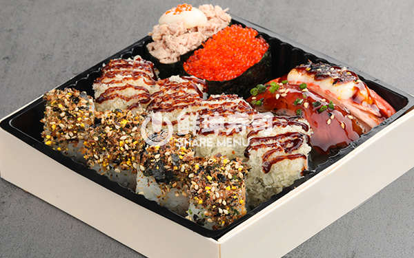 寿司加盟店怎么经营?鲜目录寿司店经营优势领先